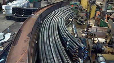 Steel & Metal Bending - Custom Metal Bending | Max Weiss
